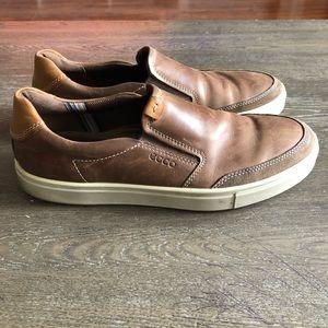 ECCO Men Slips On Shoes Size US 10.5 - 11 & EU 44